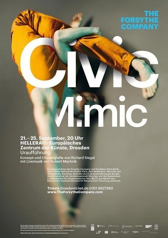 人物摄影与字母结合的海报排版设计,配色排版构图创意图片