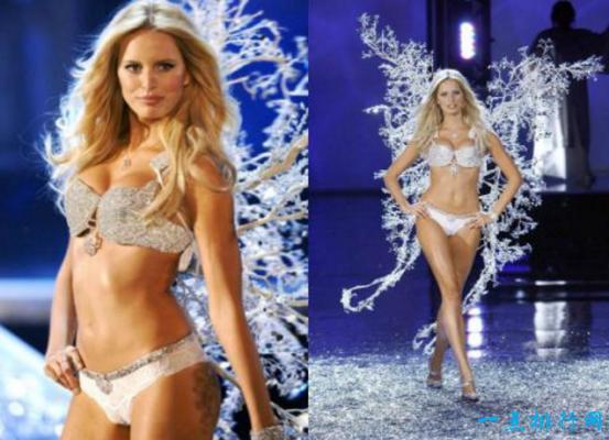 捷克超模卡罗莱娜·科库娃,年收入竟达500万美元