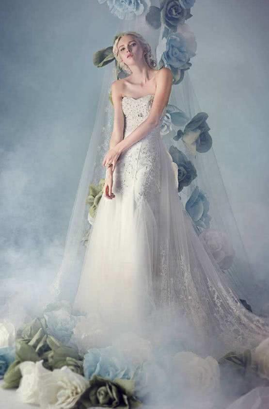 12星座嫁人了,|12星座|婚纱|女生_新浪网