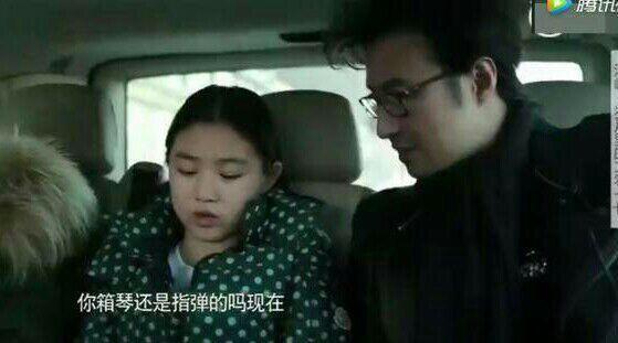 汪峰大女儿主动秀和章子怡的母女情, 网友: 一开口就知道关系如何