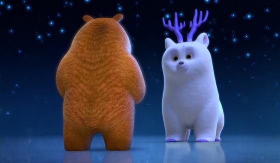 如果投票让熊出没中的五位角色重新出现,你会投给谁呢