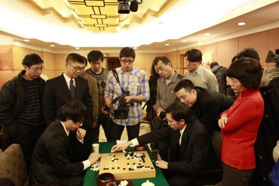 第13届农心杯三国擂台赛第13局