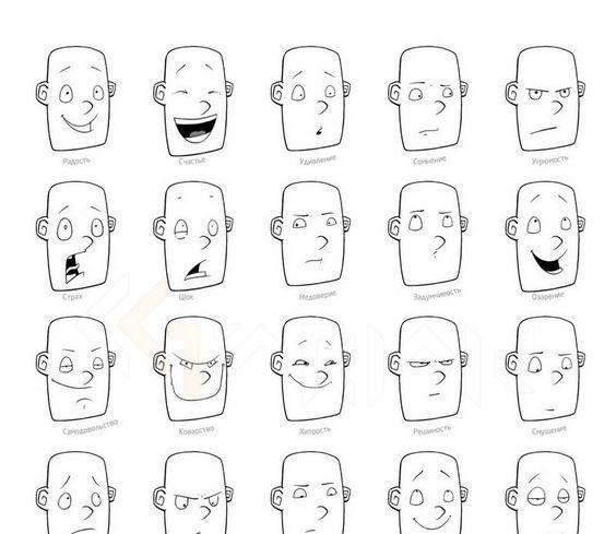 3DFaces表情利器,帮手工们v表情表情的孩子用胸比心搞笑情绪包图片