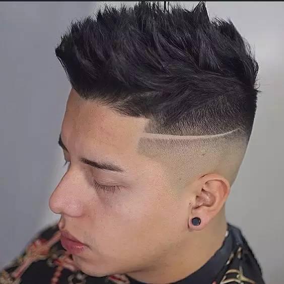 2018做啥发型好看?2018男生最潮发型图片,快来看图片
