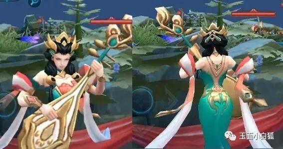 王者荣耀:杨玉环模型重塑,外表美丽动人,现实真有其人