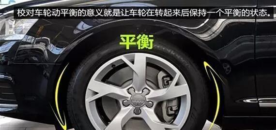老司机告诉你,车辆换<em>轮胎</em>后做动<em>平衡</em>的重要性