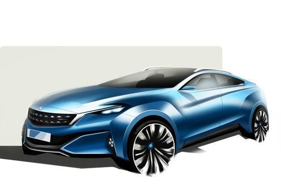 启辰新车计划,未来5年将推6款新车!