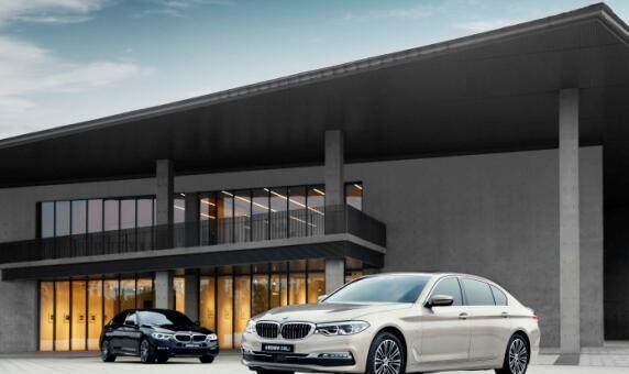 全新BMW 5系Li 用黑科技演绎完胜