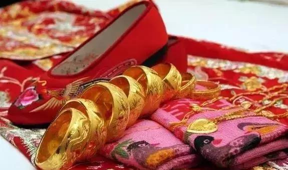 中国古代女子的豪华嫁妆!