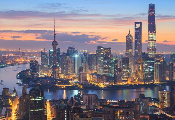 将跻身全球最大城市经济体的第