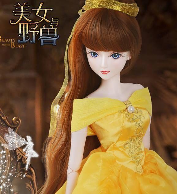 十二星座治愈系芭比娃娃,狮子座可爱,双鱼座太美了!