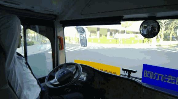 无人汽车说来就来,深圳无人公交正式上路,再也不怕交警扣分了!