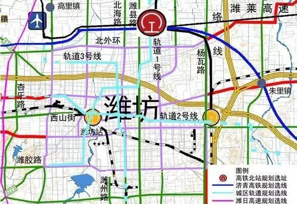 济南至青岛最快一小时就可抵达,3年后的未来潍坊人民沾光受益那是肯
