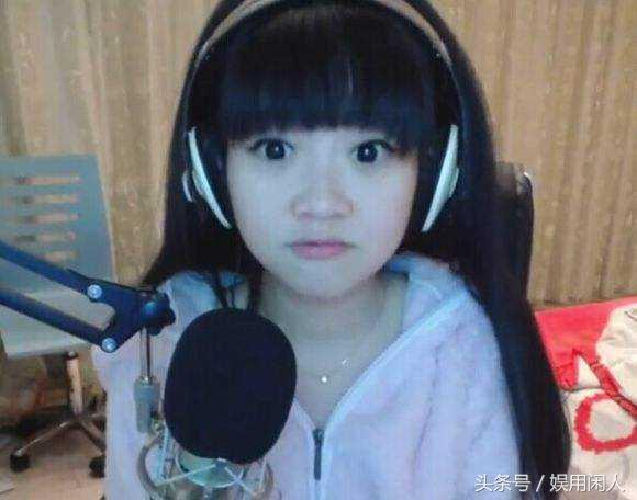 网红主播从一开始的变脸,到现在进军娱乐圈,你们认识她吗?
