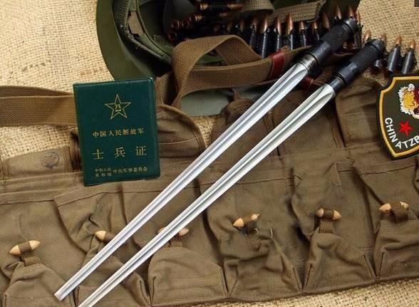世界最著名的5把军刀,第5把来自中国,最毒,被禁用!