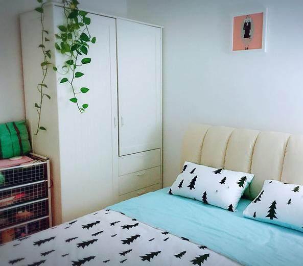小房租用2万爆改出租屋,没想到v房租完情侣竟说房东都不收半年!上海的私立高中图片