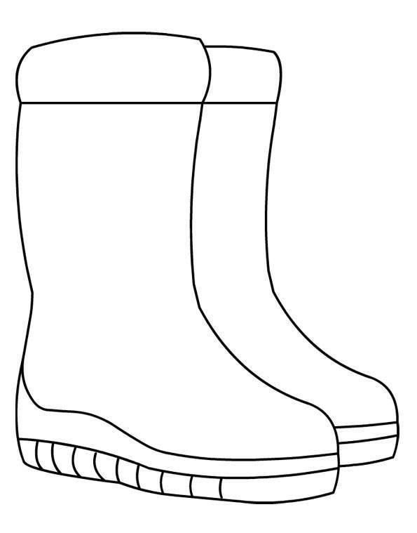 这7款冬日衣服主题简笔画,家长请收好!锻炼宝宝创作和