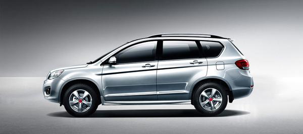 这几款自主SUV销量超高 途观\CR-V都不是对手