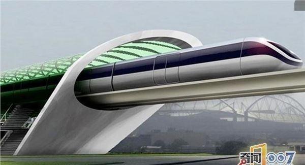 比飞机还要快的交通工具即将落户迪拜,时速超过1000