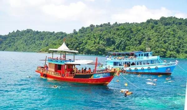 遇见你,记住你,解锁泰国原生态海岛—象岛!