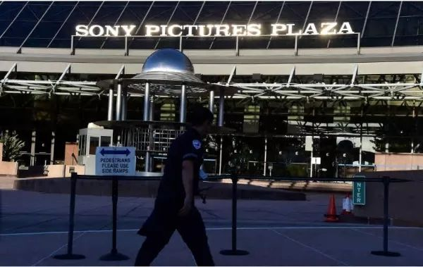 座落于美国加利福尼亚州洛杉矶的索尼影视广场(Sony Pictures Plaza)