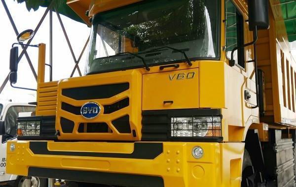 比亚迪放大招,剑指特斯拉,要在加拿大造电动卡车,比大巴还赚钱