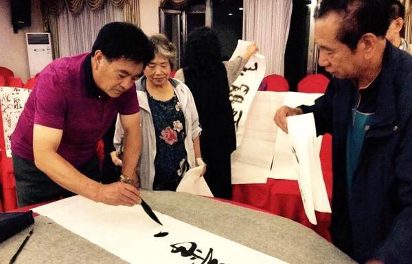 继承中求发展 笔墨中见真功——浅谈周志星先生的书法艺术