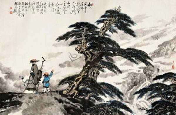 """""""诗佛""""王维鲜为人知的五绝20首,能读过五首就算知识渊博了!"""