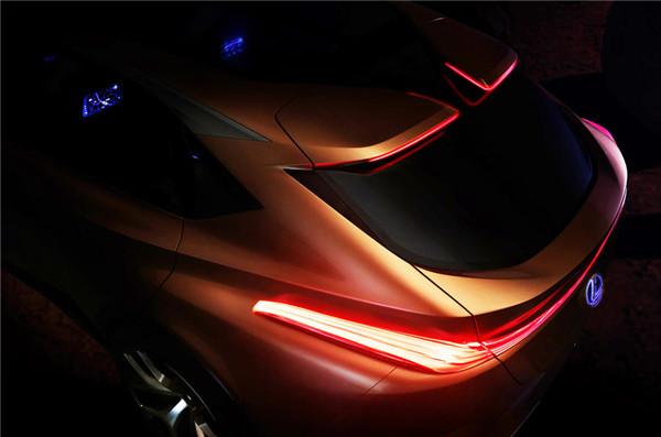 雷克萨斯发布LF-1 Limitless概念车预告图 旗舰SUV前瞻车型