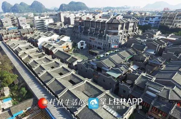 """市领导发话:桂林要花3.8亿打造市中心这个600年的""""古城""""!"""