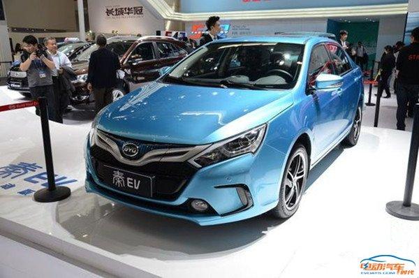 销量同比下滑超50%,2017年这5款纯电动汽车怎么了?