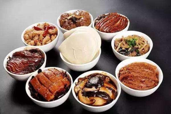 春节来西安旅游,这些晚餐你吃了几个?美食说说美食图片