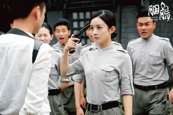 电视剧中4大最美女特工,第一名美侦破,赵丽颖第三美国上天悬疑电视剧排行榜图片