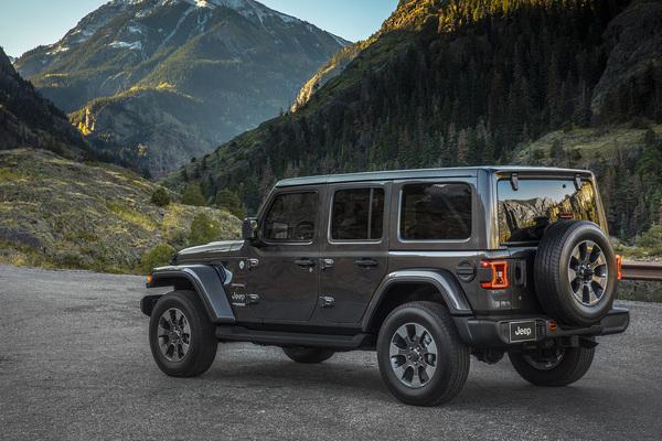Jeep牧马人换代诚心足!