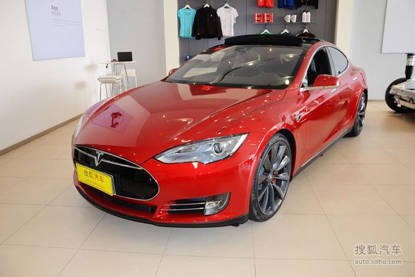 """特斯拉Model S在中国也要""""坐地起价""""了?"""