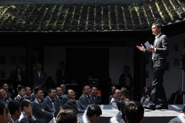 刘强东就像项羽,对人很好,却总也搞不过刘邦 热点 热图4