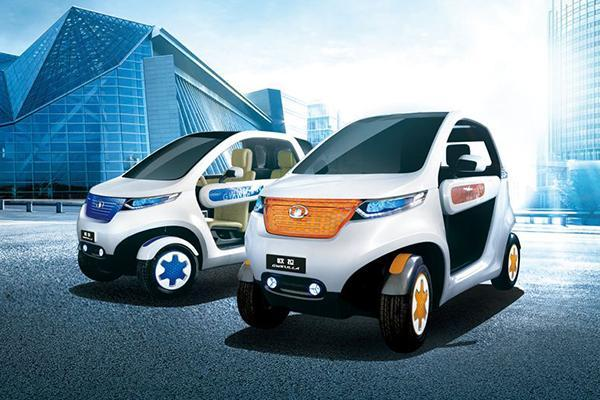 长城首款纯电动车 欧拉iq5申报信息曝光-新浪汽车图片