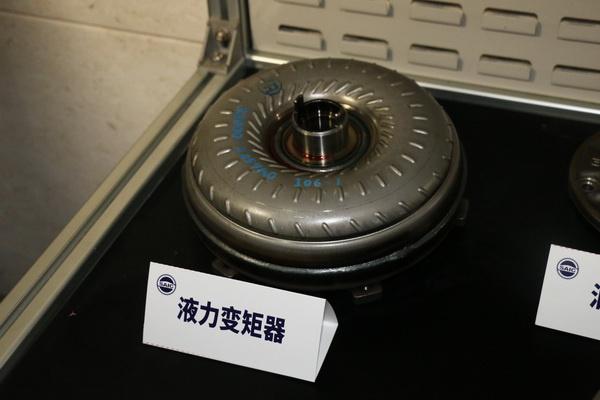 一石三鸟的1.6L+CVT 荣威RX3变速箱技术解析