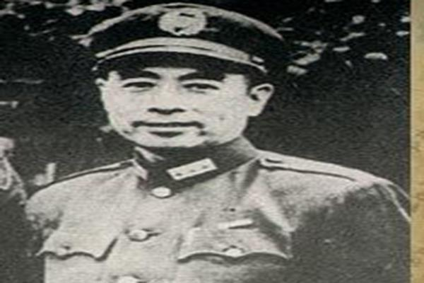 周恩来总理国军上将中将军服罕见照