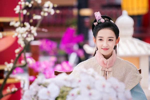 在赵宝刚的初婚中大放异彩的姚笛开始向古装剧观看,她主演的电视剧作品电视剧第20进军图片