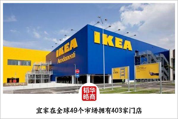 扩张中,宜家遇到的最大阻力来自亚洲市场。