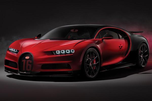 日内瓦车展/最贵新车是这部!布加迪威龙 sport更轻更快了