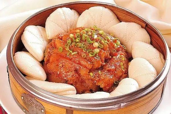 春节来西安旅游,这些美食你吃了几个?林允_美食图片