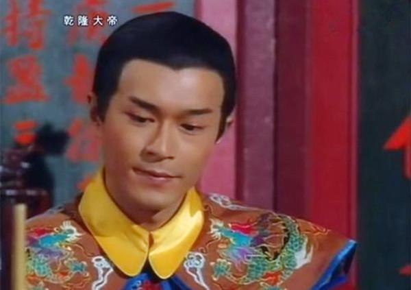 古天乐在《乾隆大帝》出演乾隆皇帝,古天乐可以算是帅哥型男的担当吧