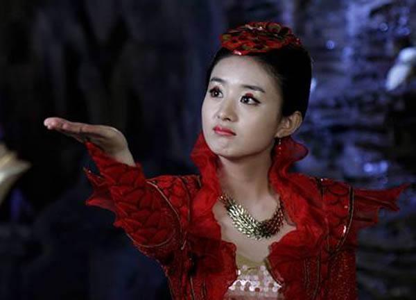 赵丽颖2014年最新电视剧有哪些 2014年赵丽颖主演的电视剧