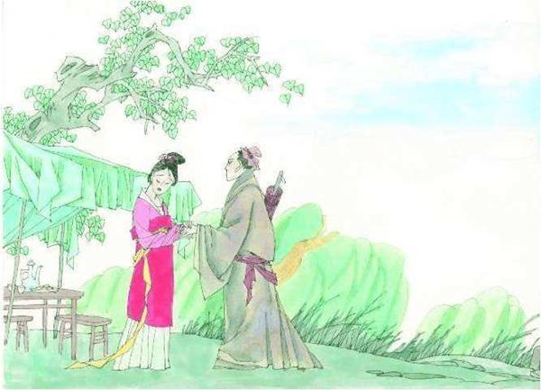 高中解析:除了柳永的词牌凄切,你还知道《雨霖铃》?v高中寒蝉暑期济南图片