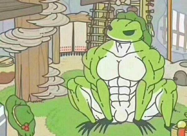 旅行青蛙:小青蛙神秘明信片曝光
