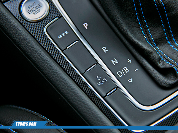 不容忽视的大众首款混动汽车,试驾进口大众高尔夫GTE