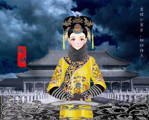 她颇富心计,终成为康熙皇后,却当了不到半年便驾返瑶池