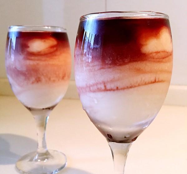 红酒加酸奶能减肥吗_每天喝一杯红酒酸奶,排毒,减肥,改善便秘!